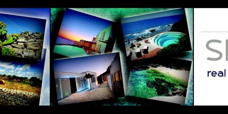 ritaglio delle sole immagini del biglietto visita