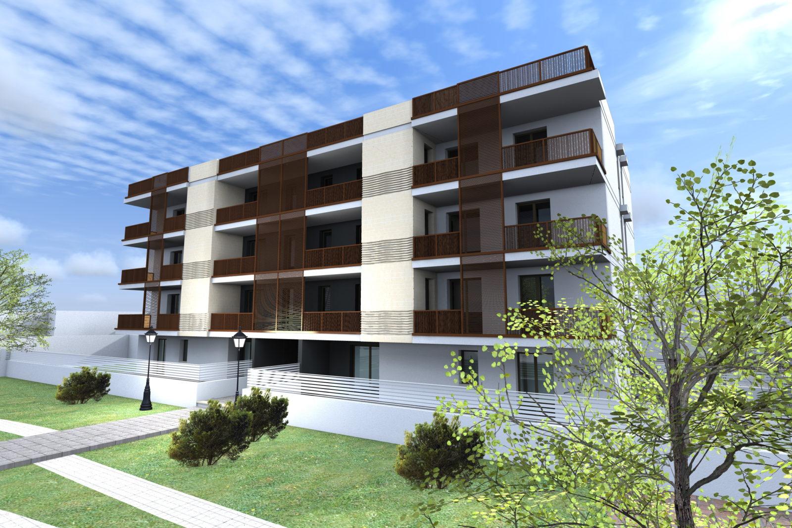 Appartamenti nuova costruzione Lecce centro