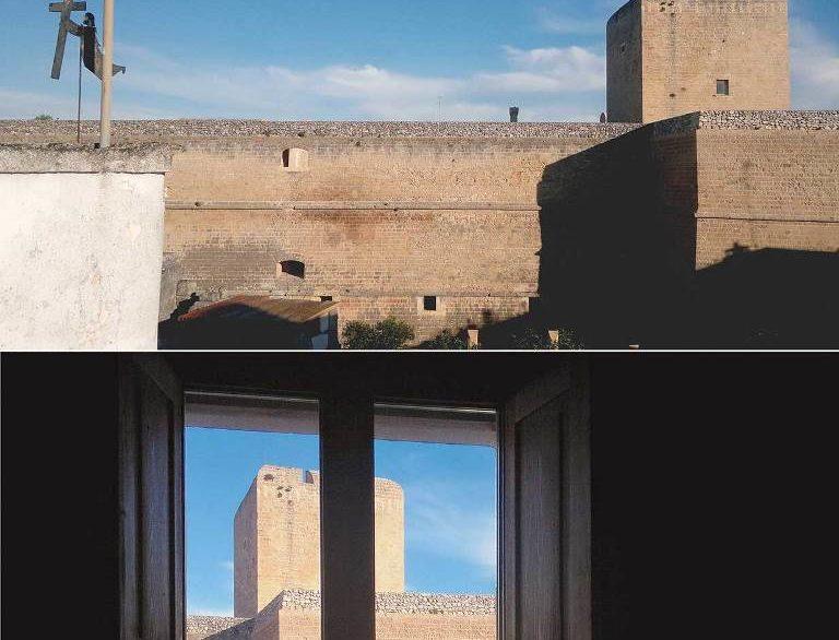 Palazzo Castello Copertino 1
